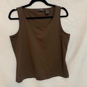 Liz Claiborne Sz large undershirt for layering